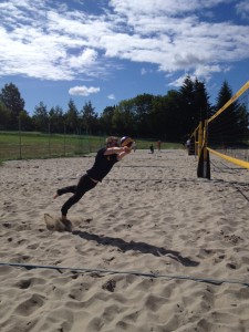 bilde anders sandvolleyball